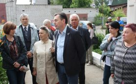 В Духовщине за счет средств областного бюджета отремонтировали Дом культуры и школу