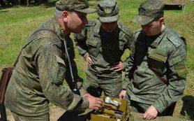 В Смоленске соревнуются командиры зенитных ракетных дивизионов