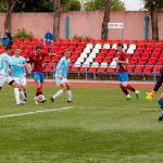 Смоленский ЦРФСО сыграл вничью с клубом «Луки-Энергия»
