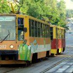 В субботу трамвайное движение временно ограничат