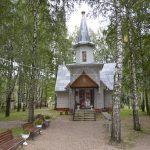 Смоленские полицейские помогают благоустраивать территорию церковного прихода