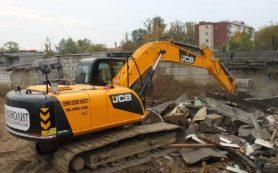 В Смоленске снесут два ларька и гараж