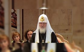 Патриарх Кирилл начал свой Первосвятительский визит на Смоленщину