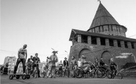 Дневной велопарад пройдёт в День города Смоленска