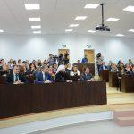 Полпред президента в ЦФО поздравил Евгения Савченко с вступлением в должность губернатора Смоленской области