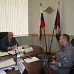 За полгода на личных приёмах граждан к руководству полиции обратились 428 жителей Смоленской области