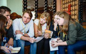 В Смоленске состоялись тренинги для волонтёров, которые отправятся на всемирный фестиваль в Сочи