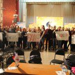 Смоленские активисты ОНФ провели акцию «За нами будущее России»