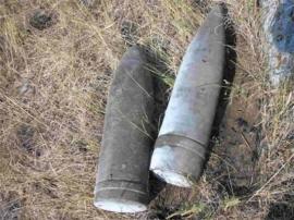 105 снарядов и 20 гранат 25 сентября уничтожили в Смоленской области