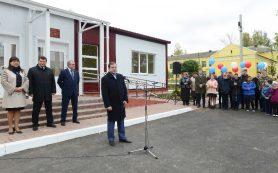 Губернатор посетил Вяземский район