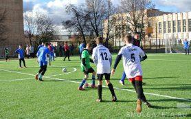 В Смоленской области на базе школы №1 имени Ю.А. Гагарина после реконструкции открыли спортплощадку