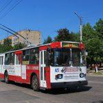 В Промышленном районе Смоленска временно изменены троллейбусные маршруты