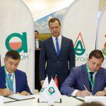 «Акрон» и Администрация Смоленской области подписали соглашение о строительстве нового производства