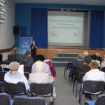 Активисты ОНФ провели в Смоленске уроки финансового просвещения для старшего поколения