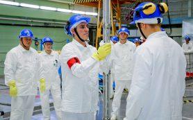 Смоленская АЭС впервые в истории начала производство промышленного радиоизотопа кобальта Со-60