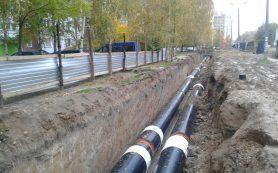 «Квадра» завершает работы по выносу теплотрассы в Смоленске