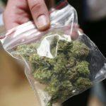 В Гагаринском районе мужчина пытался пронести на работу наркотики