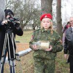 В Кардымовском районе вскрыли послание потомкам, заложенное 50 лет назад