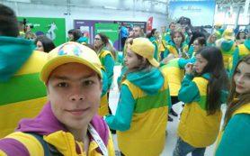 Доброволец из Смоленска станет участником «Визита 100 молодых лидеров из России в Китай-2017»