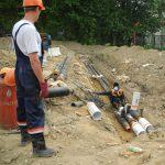 В Смоленске заделывают раскопы