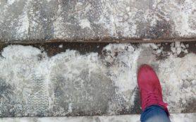 Подземный переход на Колхозной площади стал опасен для смолян