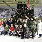 Смоленские кадеты посетили музей отечественной военной истории