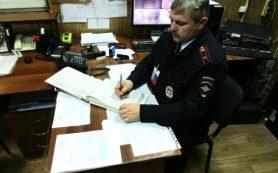 Смоленские полицейские помогли жителю Санкт-Петербурга найти родственников