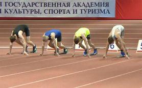 В Смоленске прошло первенство ЦФО по легкой атлетике