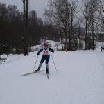 Кто выиграл первенство Смоленска по лыжным гонкам