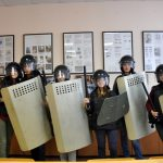 Смоленские студенты прошли «курс молодого бойца»