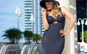 Смоленская модель попала в список ТОП-5 самых красивых моделей размера «plus-size»