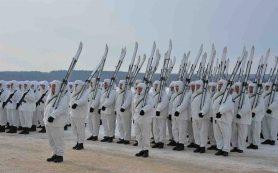 Через Смоленск пройдет лыжный переход служащих ВДВ