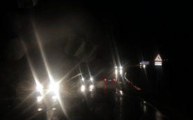 Часть смоленской трассы А-130 останется без освещения