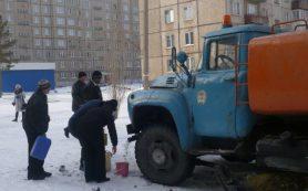 Сегодня на четырех улицах в Смоленске отключат воду