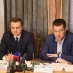 Алексей Островский встретился с белорусским послом