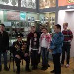 Ребята из смоленских «Вишенок» встретились с участником Сталинградской битвы
