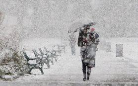 В Смоленске ожидается ухудшение погодных условий