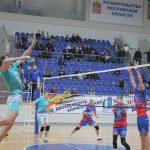 Смоленские волейболисты выиграли предварительный этап Первой лиги