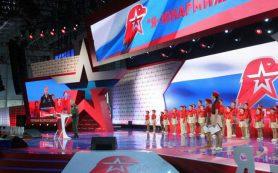 Смоляне приняли участие в работе первого Всероссийского молодежного форума «Я – Юнармия!»