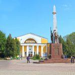 Пресс-подход по итогам визита Председателя Совета Федерации Валентины Матвиенко в Смоленскую область