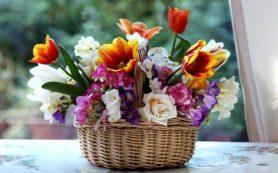 Цветочная доставка: современный сервис