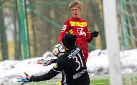 Вратарь из Смоленска снова сыграл за молодежку «Ахмата»
