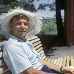 Умер легендарный фотограф, снимавший Юрия Гагарина