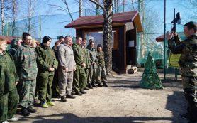 Смоленские сотрудники УФСИН сыграют в реабилитационный пейнтбол