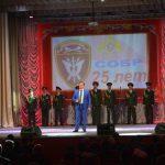 Сотрудники смоленского СОБР росгвардии отметили 25-летие отряда