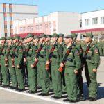 Смоленские курсанты примут участие в параде на Красной площади