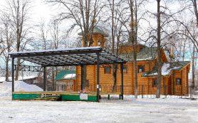 Смоленская АЭС выделила миллион рублей на благоустройство парка Екимовичского сельского поселения