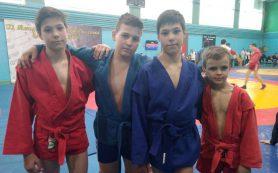 Юный смоленский самбист стал чемпионом международного турнира