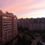 В Смоленской области ожидается гроза и сильный ветер