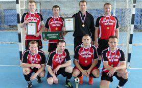 Команда Смоленской таможни — чемпион таможенных органов ЦФО по мини-футболу